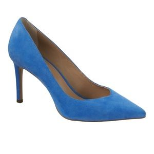 "Madison 12 hour pumps. 3"" 76 mm. 100% leather"